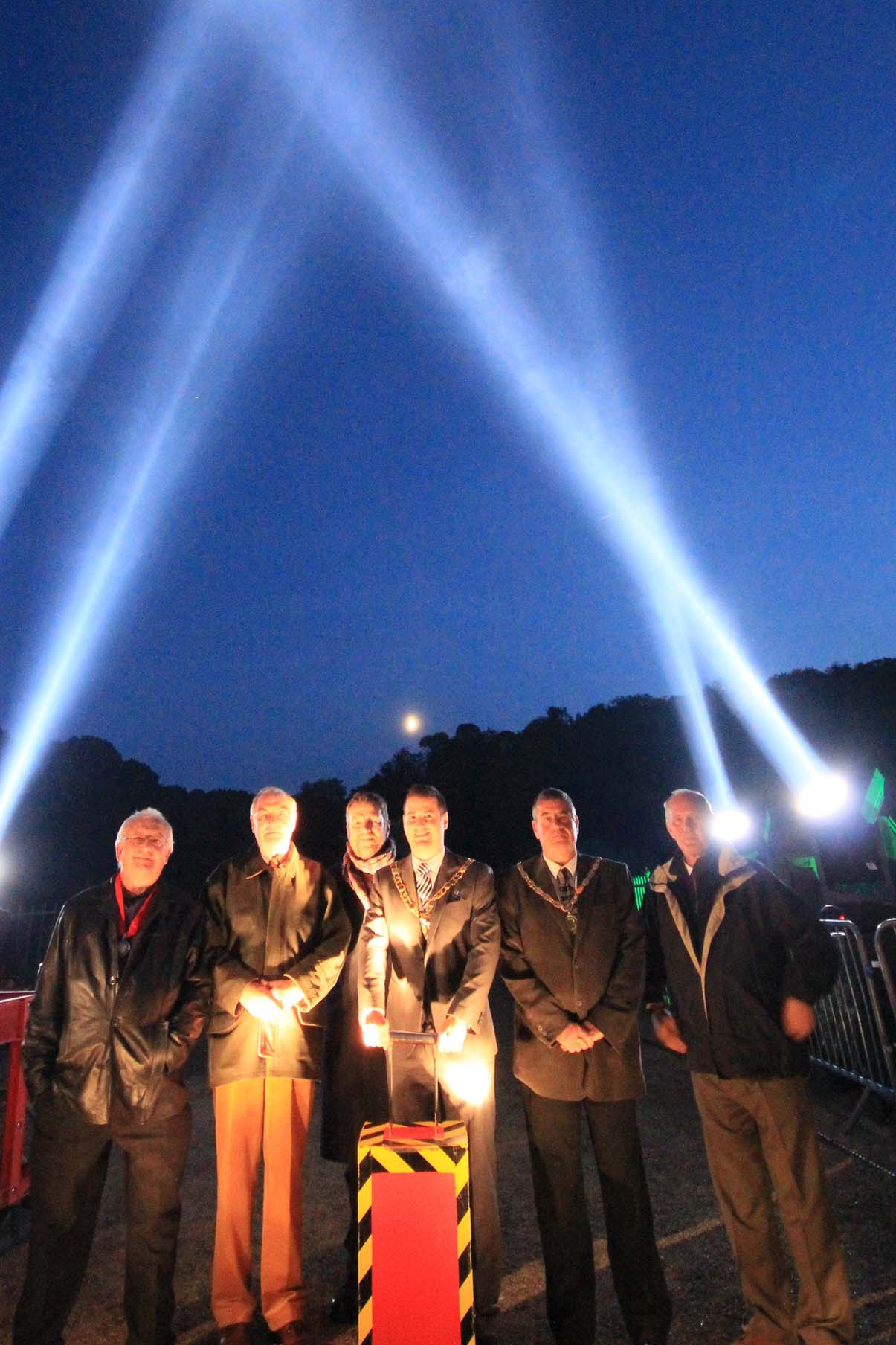 Ironbridge Searchlights