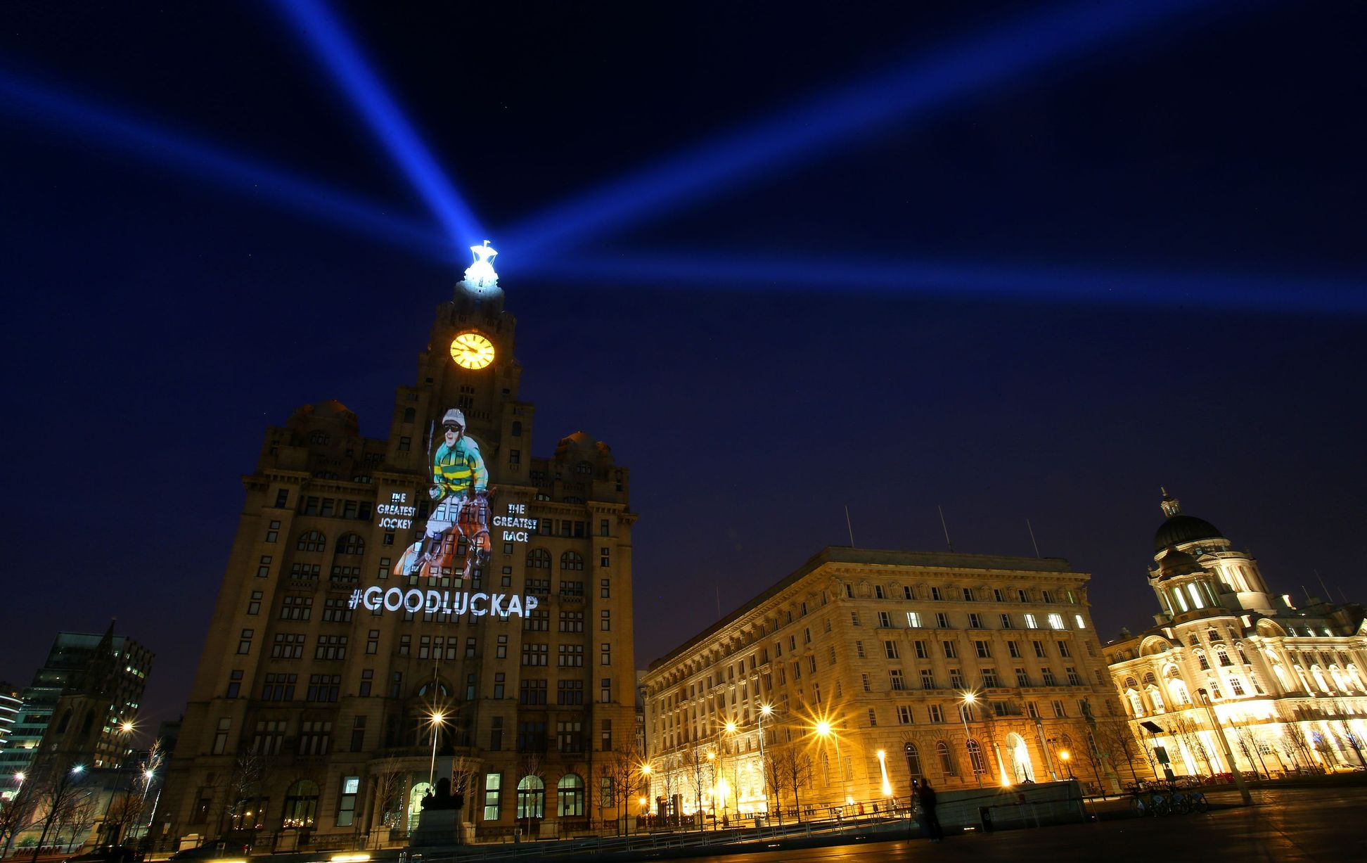 Liver Building Projection