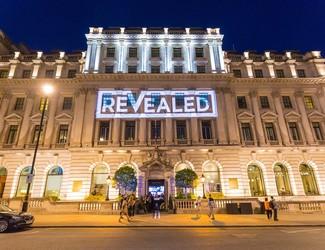 Sofitel Hotel, Revealed London Projection
