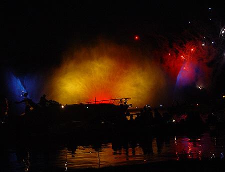 Waterscreen Henley Festival