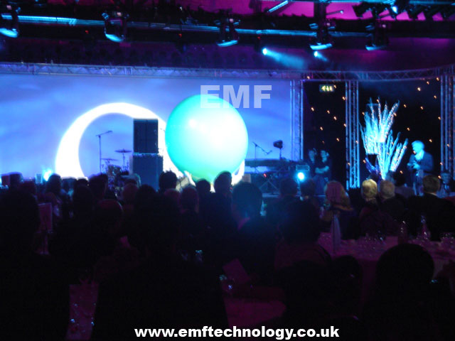 Video Projection for events