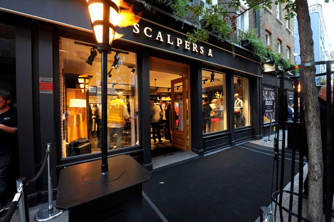 Flambe Carnaby Street London
