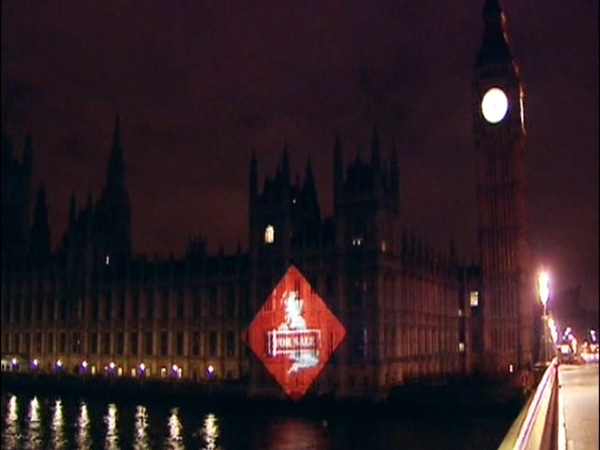 Houses of Parliament Projections