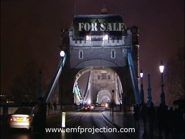Building Projection campaign London