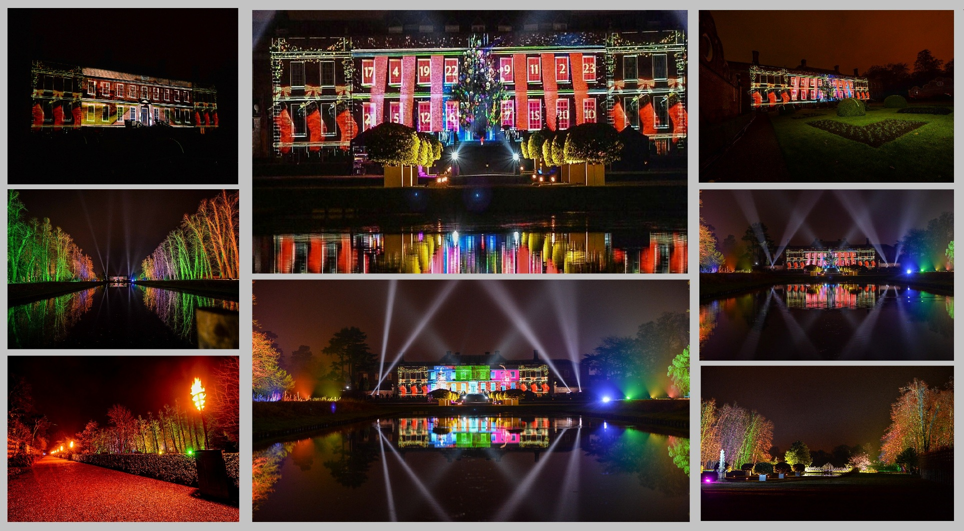 ERDDIG CHRISTMAS PROJECTIONS