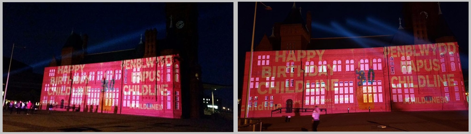 CARDIFF PIER HEAD PROJECTIONS